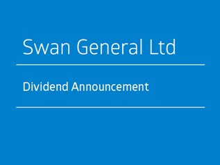 Dividend Announcement - Swan General Ltd (1)