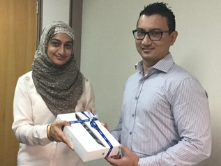 Winner Lucky Draw - Unit-Linked Policy Holders (1)